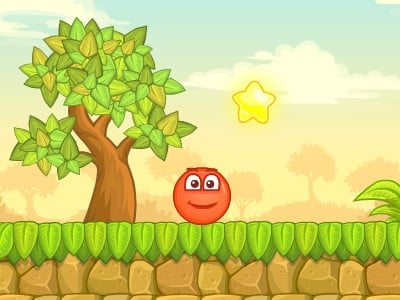 Main Red Ball 5 Game Online